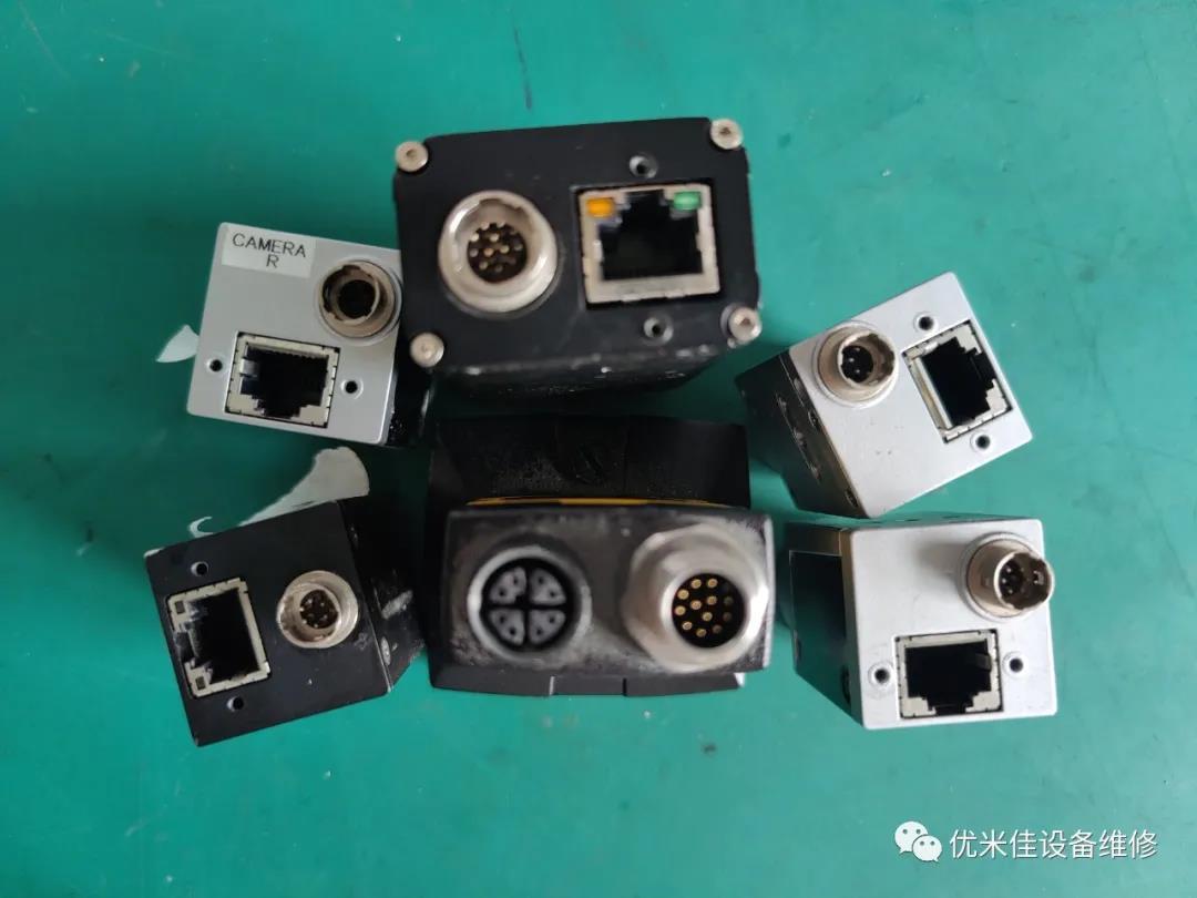 网口型工业相机已经联机了,但图像还是无法显示,原因也可能是这个