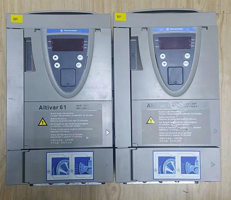 施耐德ATV61HU30N4Z 变频器维修