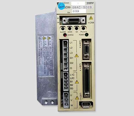 专业维修安川伺服驱动器SGDM-08AC-SD2B-苏州优米佳