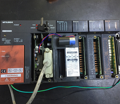 三菱A171SHCPUN PLC维修