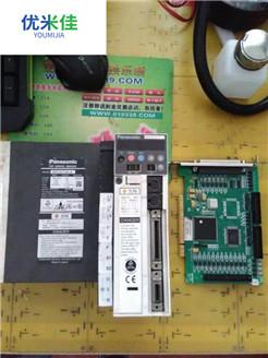 专业维修松下伺服控制器MSDA