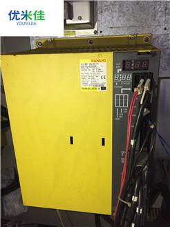 专业维修发那科伺服驱动器A06B-6164--苏州优米佳维修