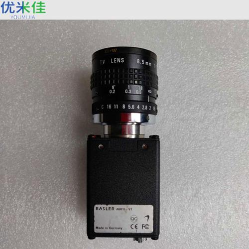 Basler工业相机A601f-VT二手工业相机