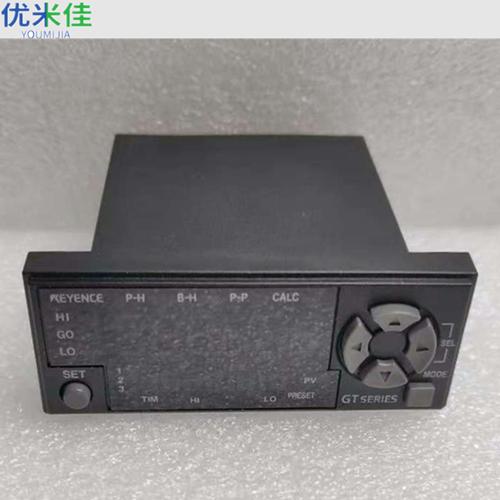 八成新现货供应KEYENCE基恩士传感器二手传感器放大器GT-76A