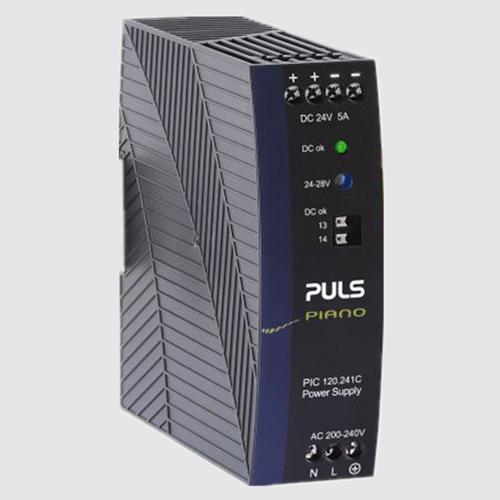 全新现货PULS普尔世DIN导轨电源PIC120.241C