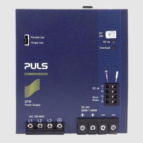 现货原装全新QT40 Power Supply PULS普尔世电源QT40.241